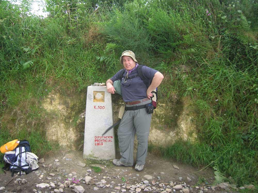 2007 Camino de Santiago