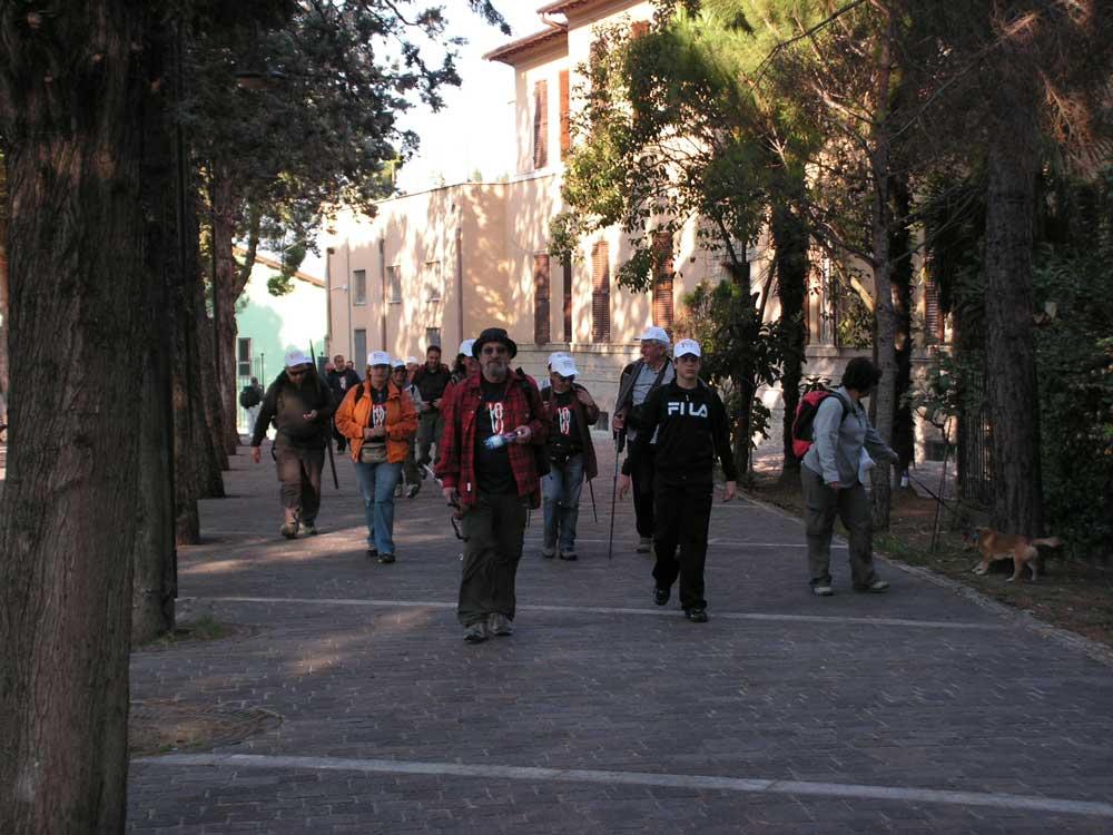 2008 Cammino dell'Amore