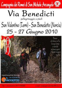 2010 Via Benedicti