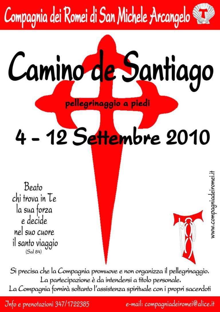 2010 Camino de Santiago