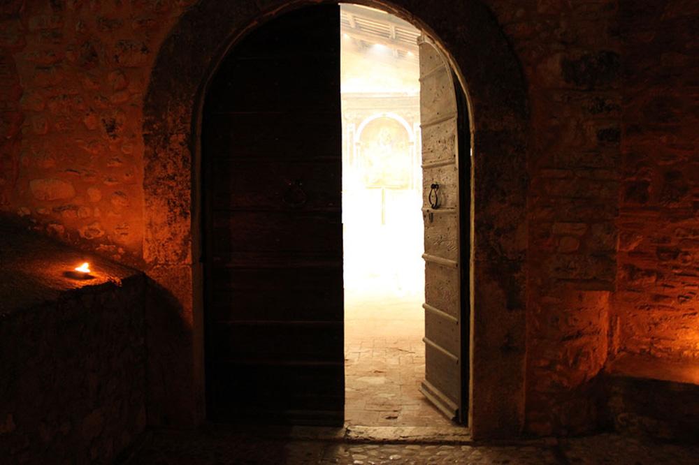 San Giovanni Battista in Rocca San Zenone (Terni)